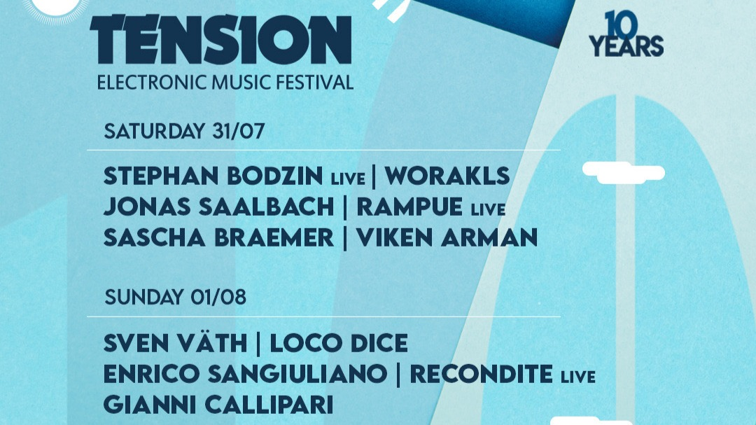 Le festival TENSION avec Radio ECN
