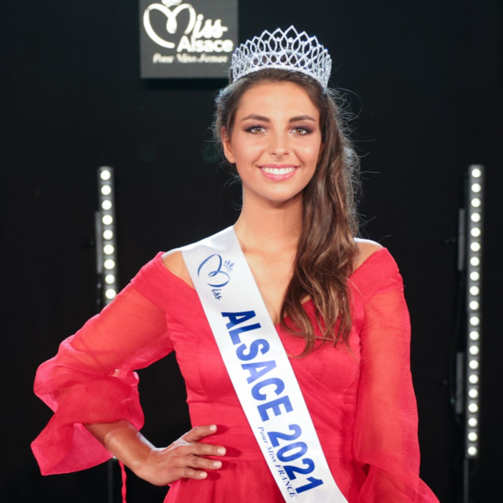 Cécile Wolfrom Miss Alsace Maigrot