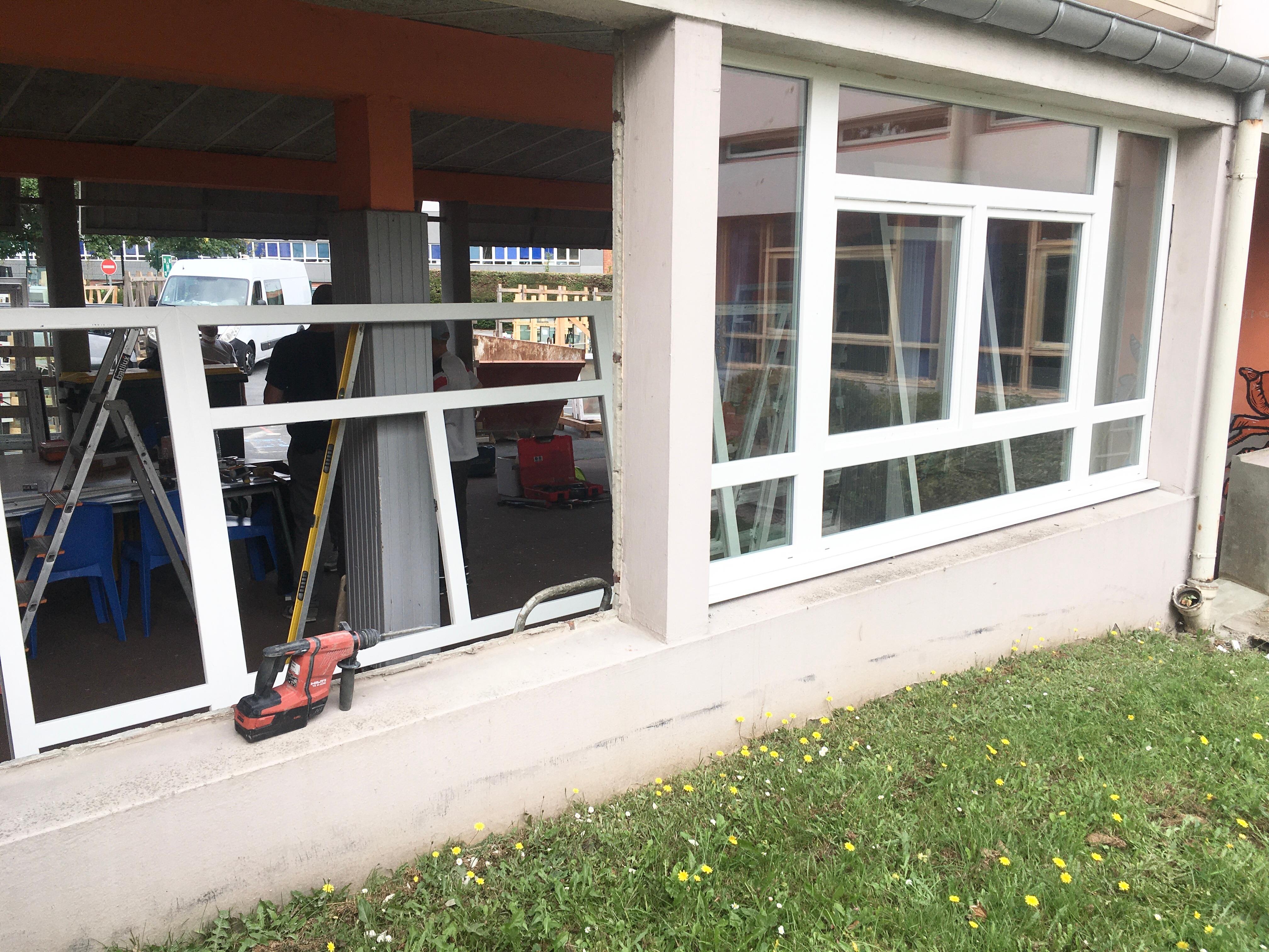 Hérouville-Saint-Clair : pas de vacances pour les travaux dans les...