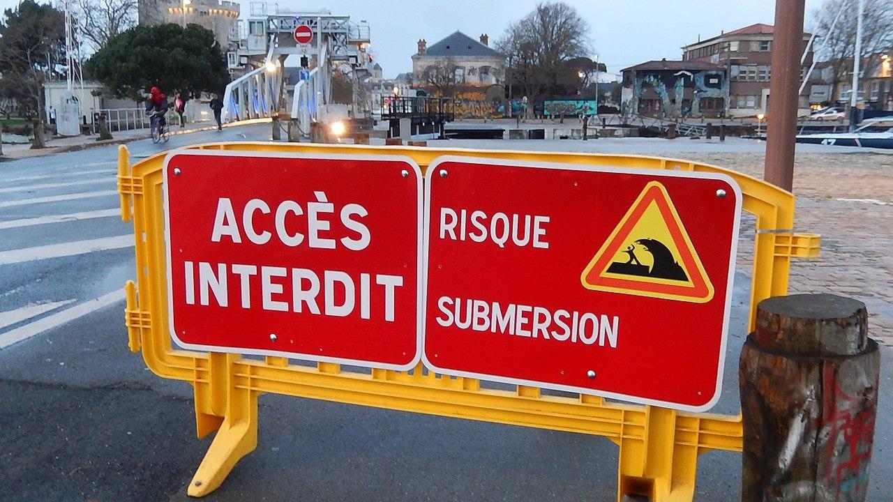 La Rochelle : exercice anti-submersion les 18 et 19 octobre