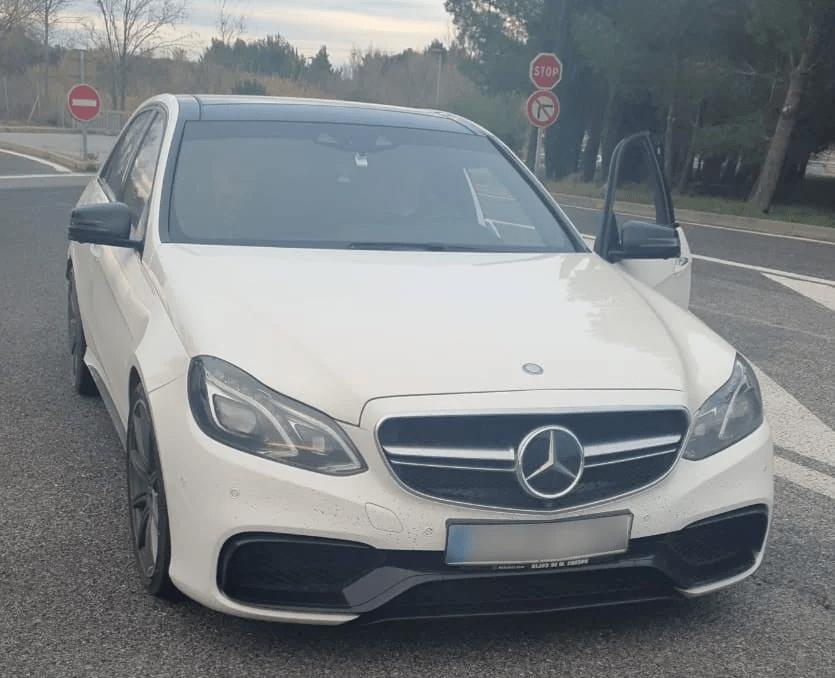 Pyrénées-Orientales : un automobiliste contrôlé à 251 km/h