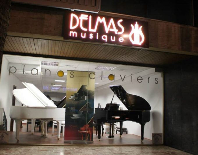 Magasin musical Delmas