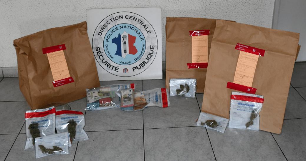 Perpignan : Un trafic de stupéfiant démantelé aux HLM Les Pêchers