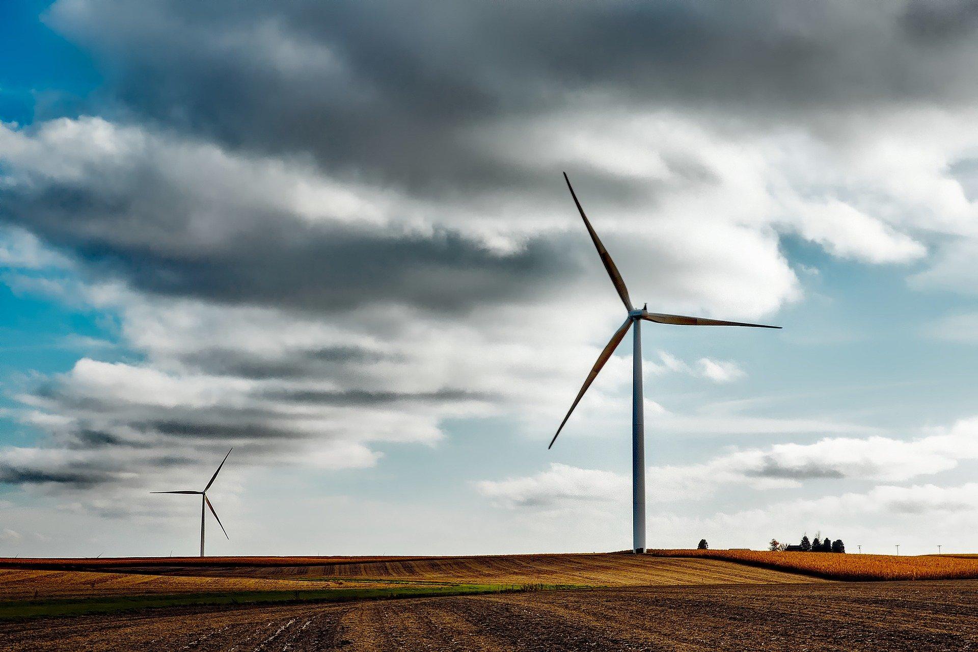 Éoliennes, les nouvelles énergies renouvelables