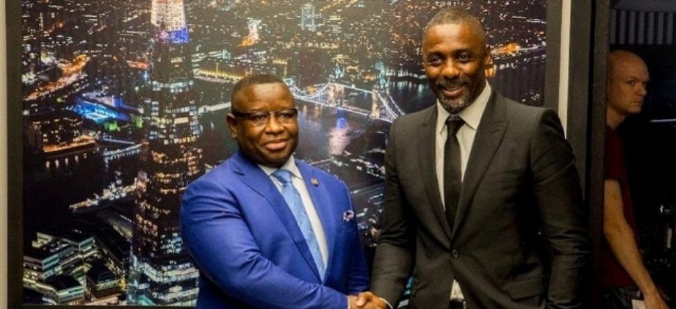 Idris Elba obtient la citoyenneté sierra-léonaise