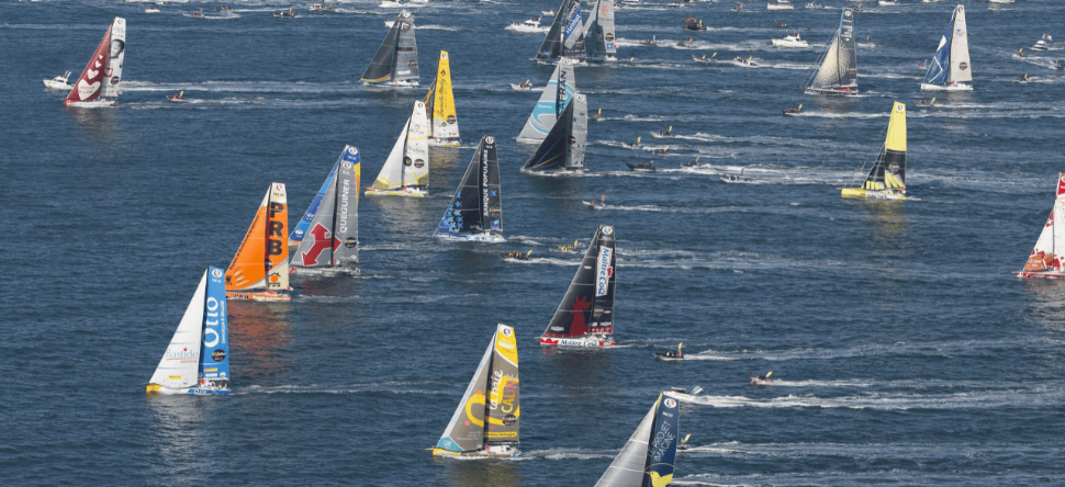 Vendée Globe : ils seront 34 au départ de l'édition 2020 - Alouette ...