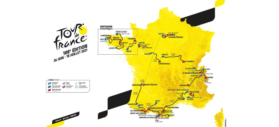 übertragung Tour De France 2021