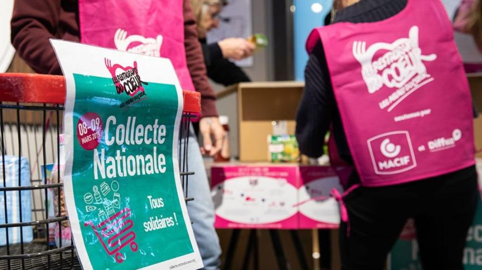 La collecte des Restos du Cœur approche — Loiret