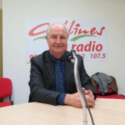Pierrick Dieumegard, directeur CHNDS