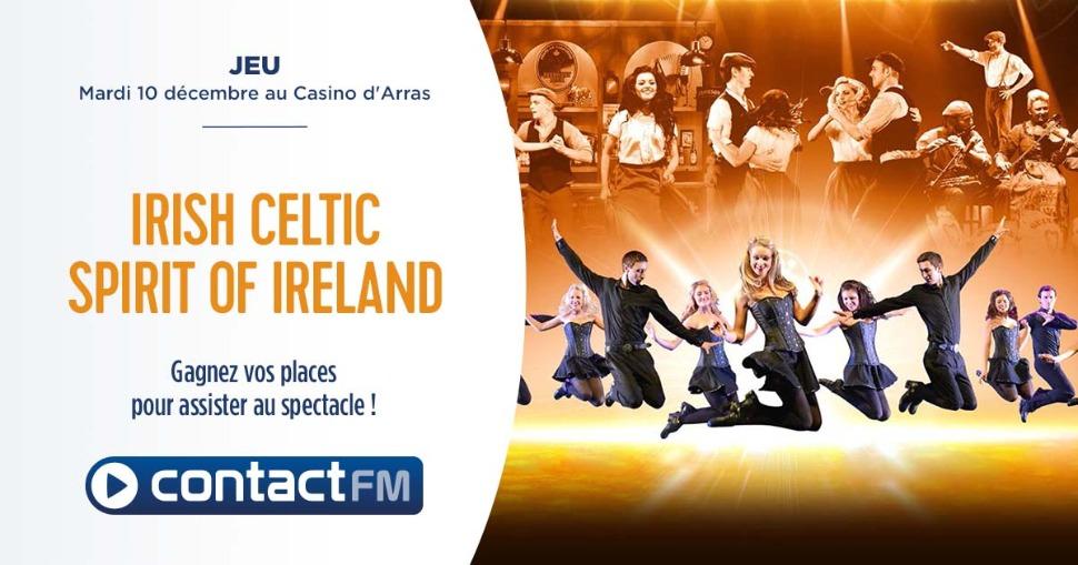 Irish Celtic Spirit Of Ireland