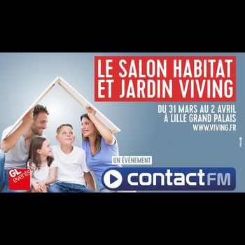 Contact FM partenaire du salon Viving