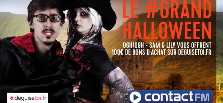 Le #Grand Haloween