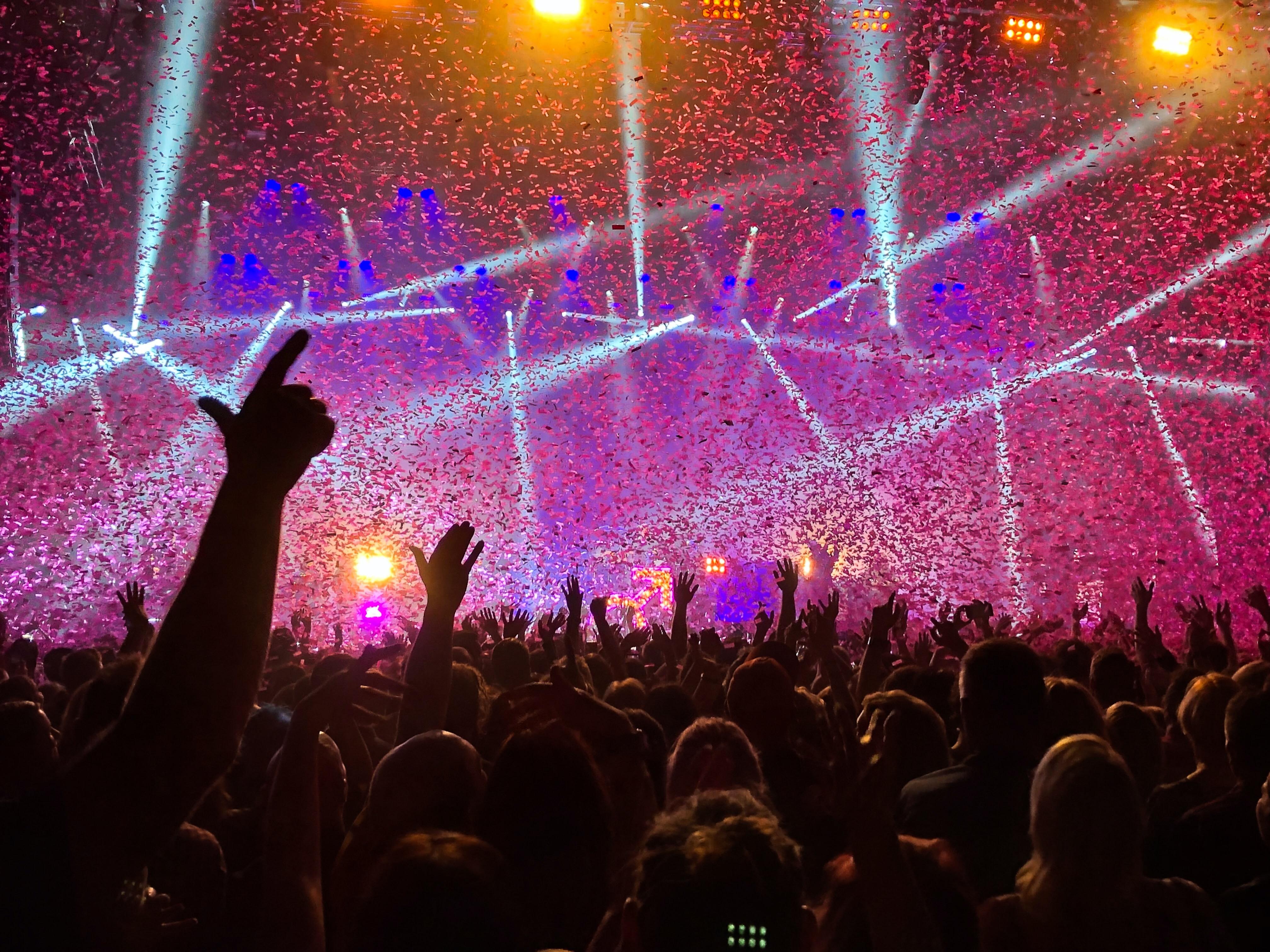 Des concerts seront joués sur le stade Saint-Symphorien.