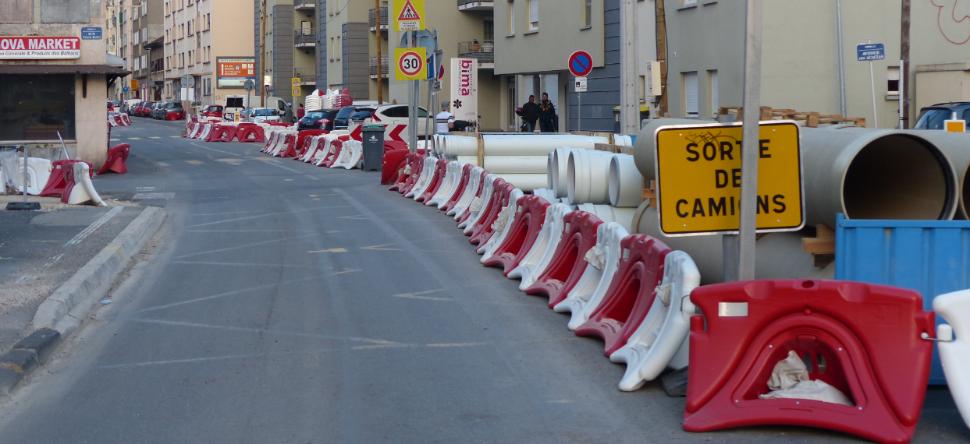 Travaux à Metz : La rue Victor Hugo prochainement fermée à la circulation - Direct FM