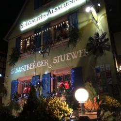 10 NOVEMBRE 2017 RESTAURANT S BASTBERGER STUEWEL