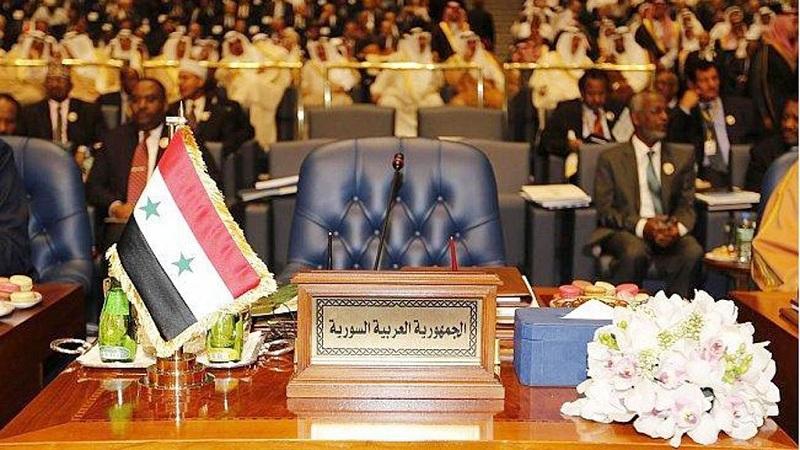 Le siège vide de la Syrie à la ligue Arabe