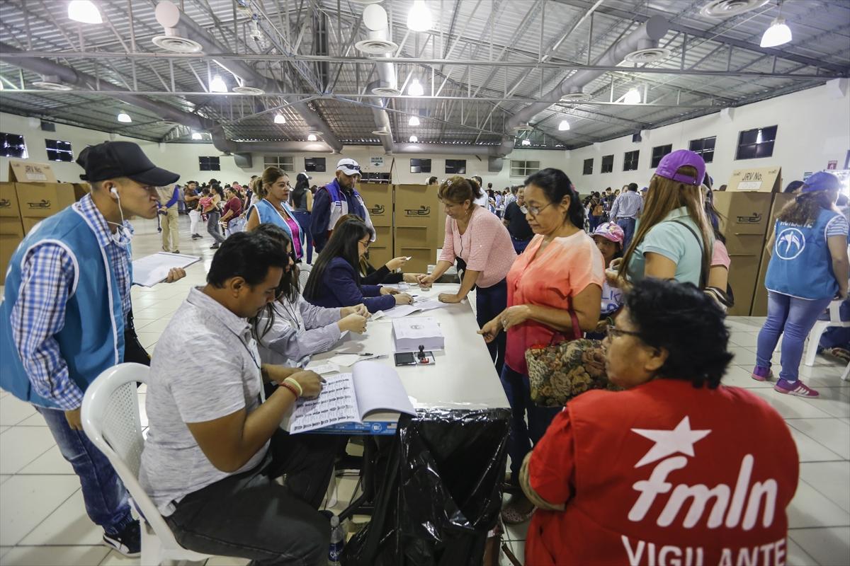 Election présidentielle au Salvador