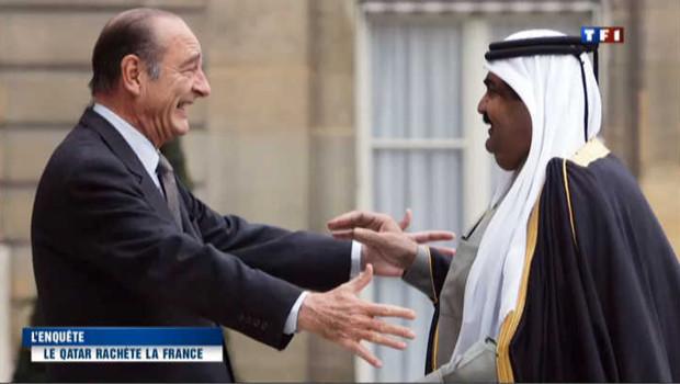 Chirac et le Qatar