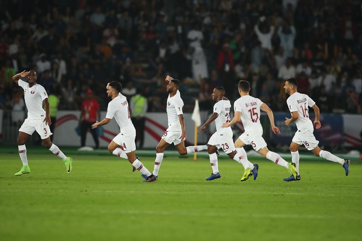 Les champions qataris