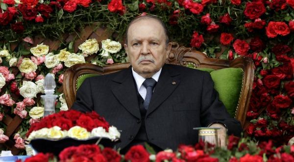 Bouteflika candidat 5ème mandat