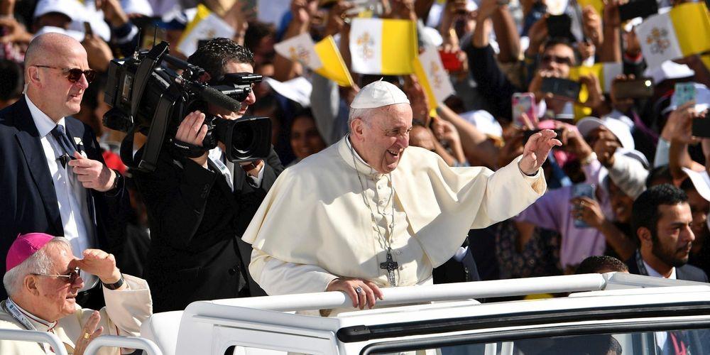 le pape à Abu dhabi