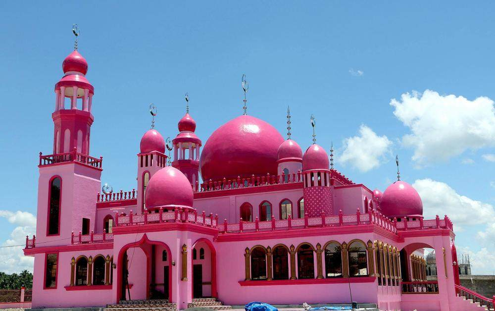 mosquée aux philippines