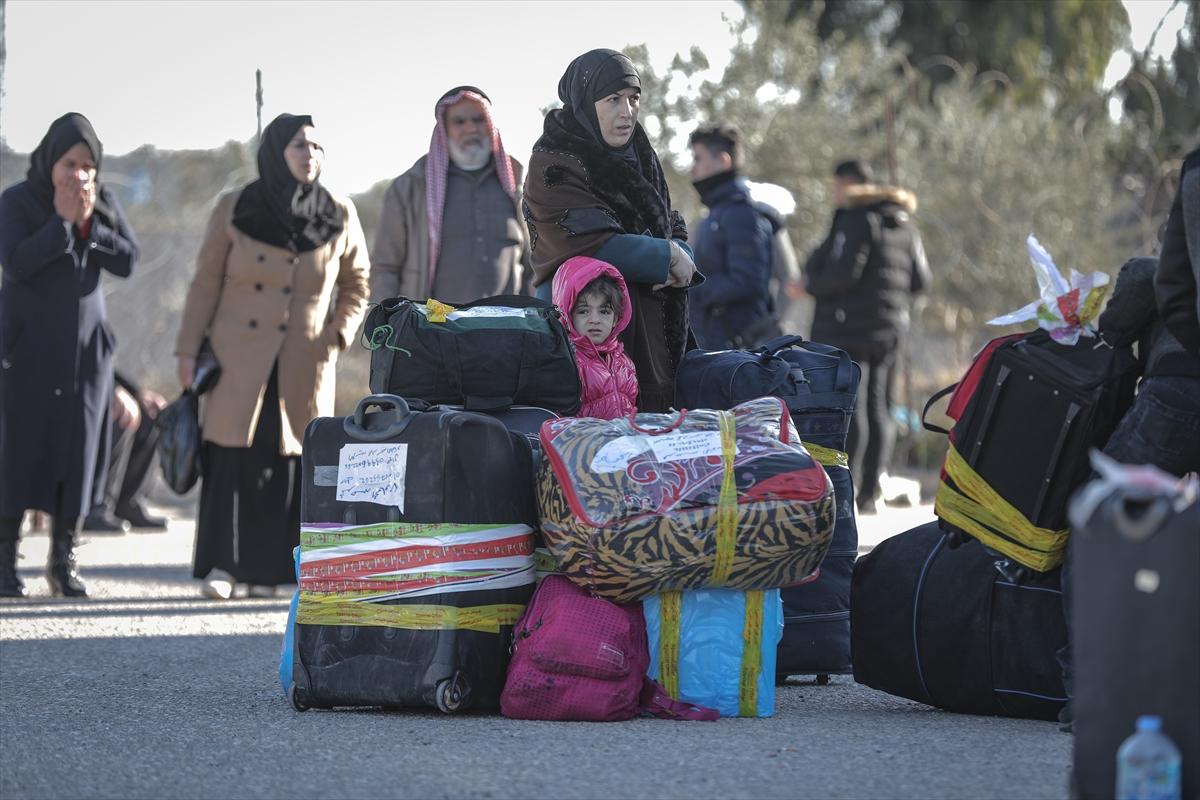 Ouverture du passage Rafah