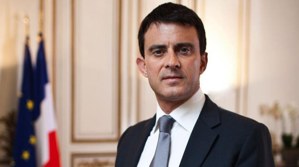VIDÉO | Manuel Valls giflé lors d'une visite en Bretagne