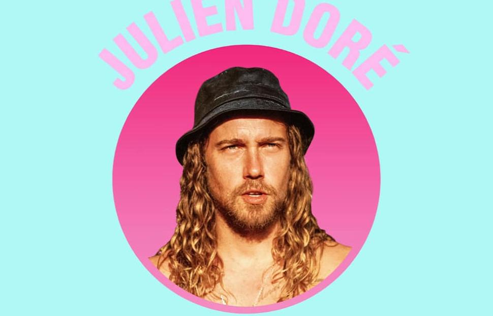 Le nouvel album de Julien Doré est disponible aujourd'hui. Entretien