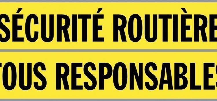 Code De La Sécurité Routière >> S Eacute Curit Eacute Routi Egrave Re Nouvelles Mesures