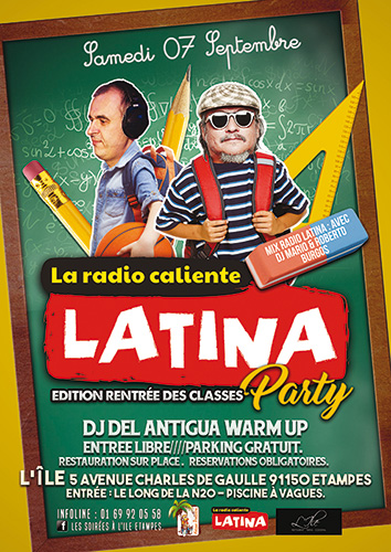 Latina Party