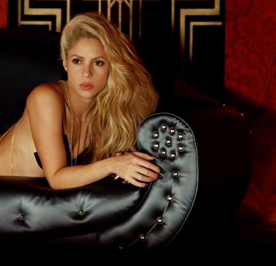 Elle a failli ne plus jamais chanter — Shakira