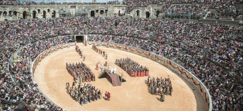 Bon plan sortie nimes les grands jeux romains - Les vacances de la toussaint 2020 ...