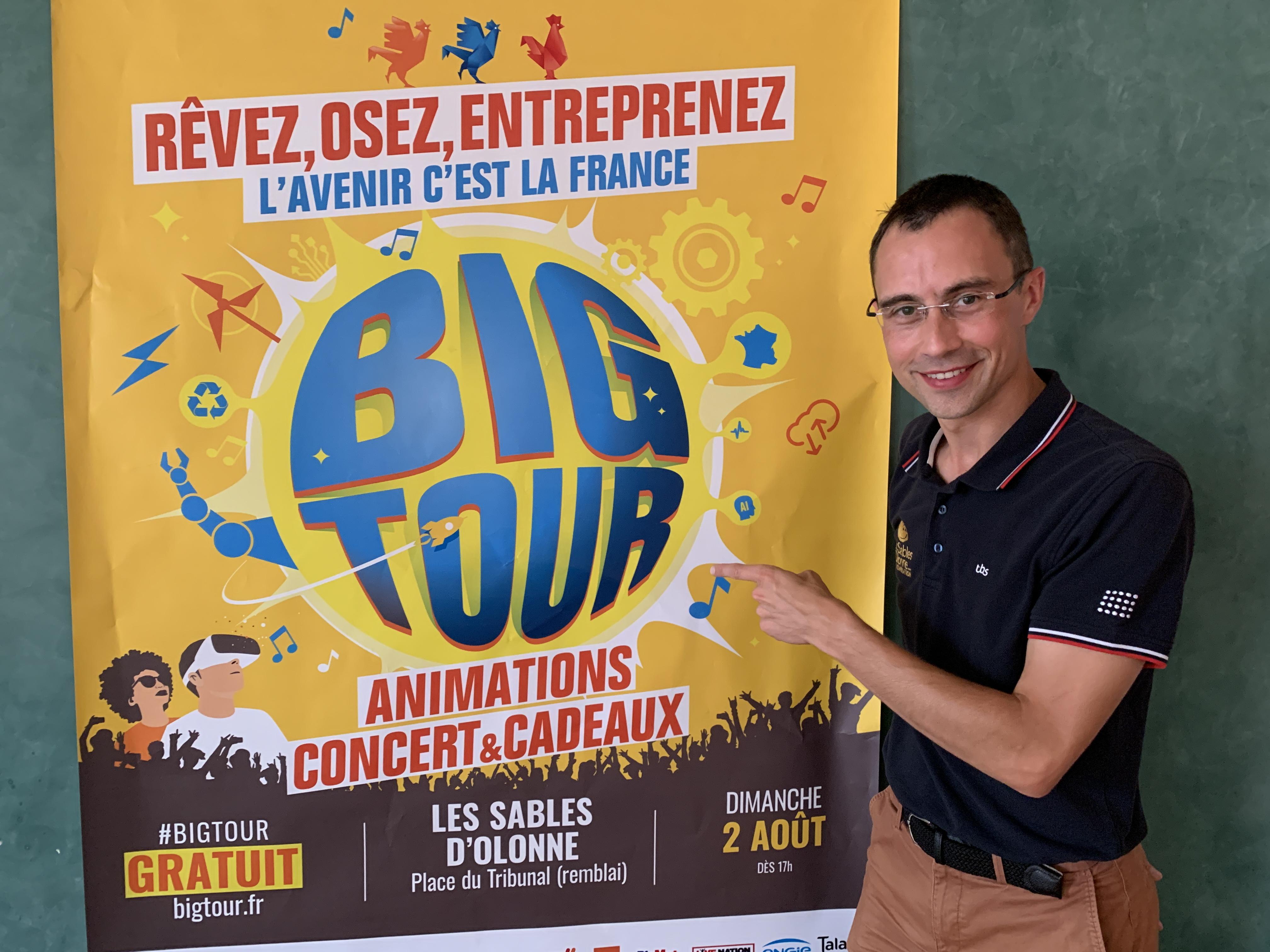 Big Tour Blanchard