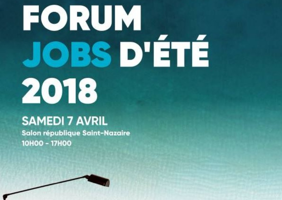 un forum jobs d u2019 u00e9t u00e9 le 7 avril  u00e0 saint-nazaire