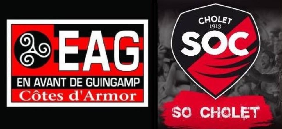 Pornic - 27/06/2018 - EAG Guingamp en match amical à Pornic