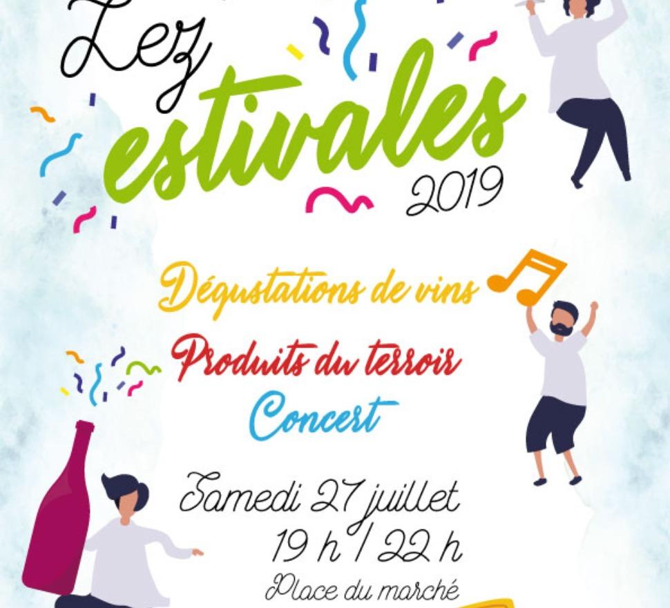 Lez'estivales de Prades-le-Lez 2019 - RTS FM La Radio du Sud