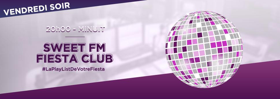 SWEET FM FIESTA CLUB
