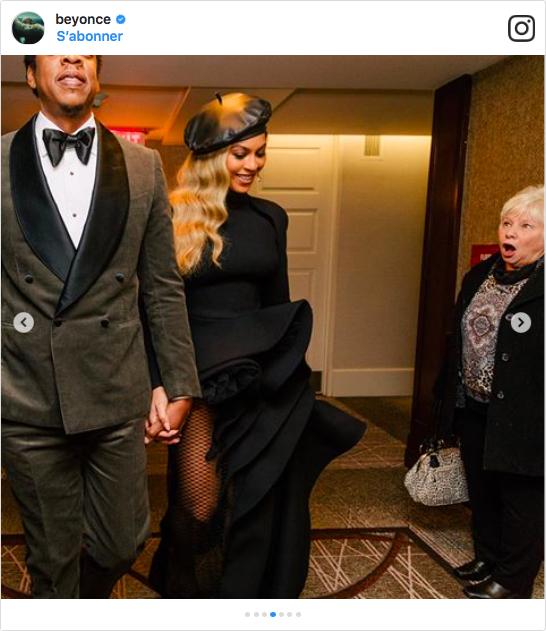 via Beyoncé Instagram