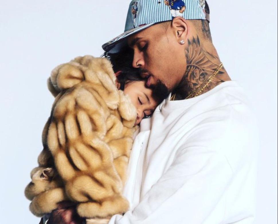 People: Chris Brown risque 6 mois de prison à cause d'un singe