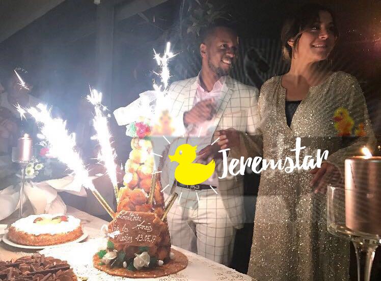 Un mariage dans le plus grand des secrets donc, dont Jeremstar s\u0027est bien  évidemment procuré quelques photos !