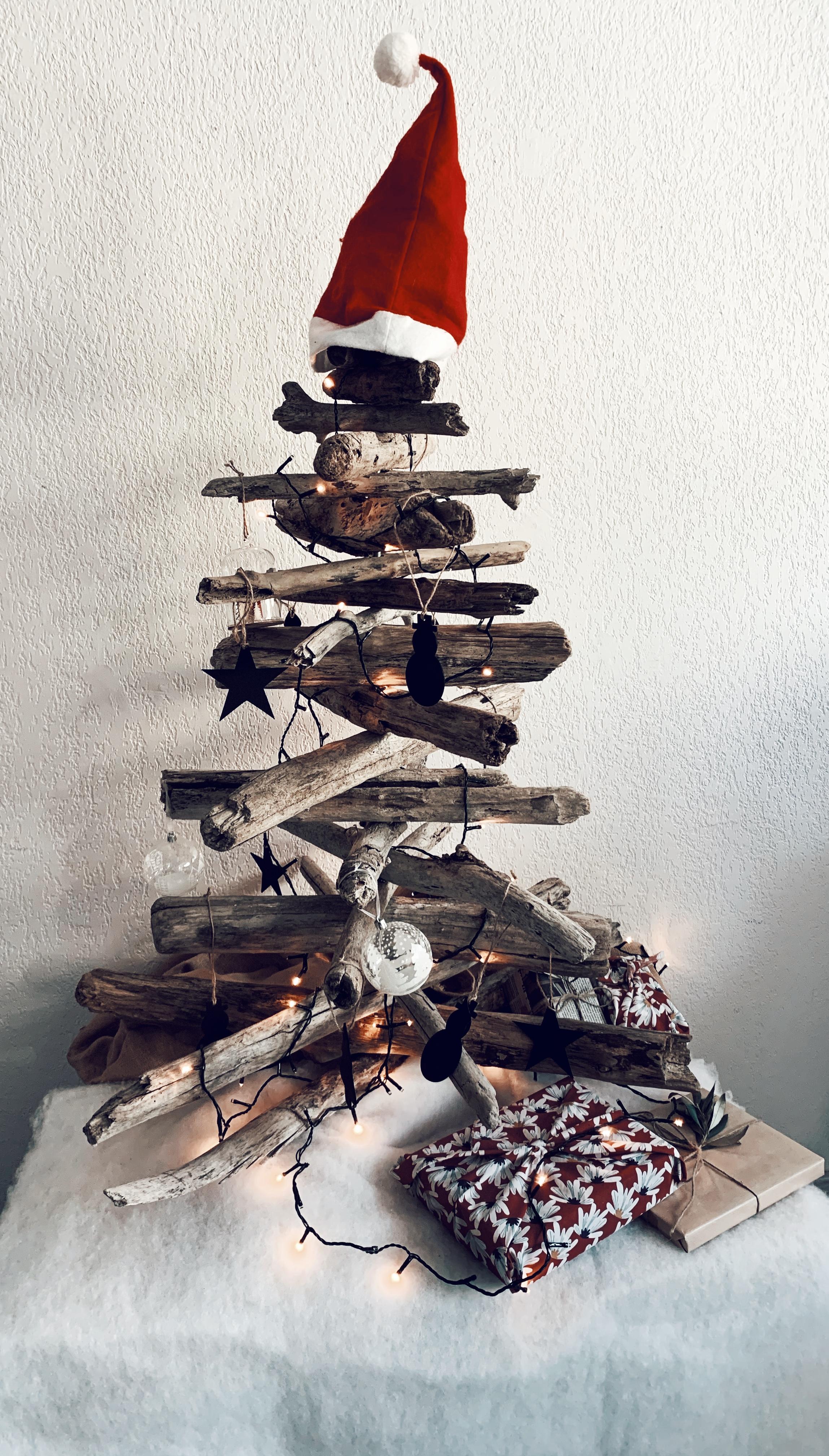 Fabriquer Des Sapins De Noel zéro déchet : comment fabriquer son sapin de noël en bois