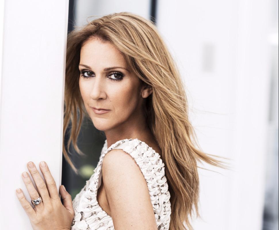 Qui est ce beau brun en compagnie de Céline Dion?