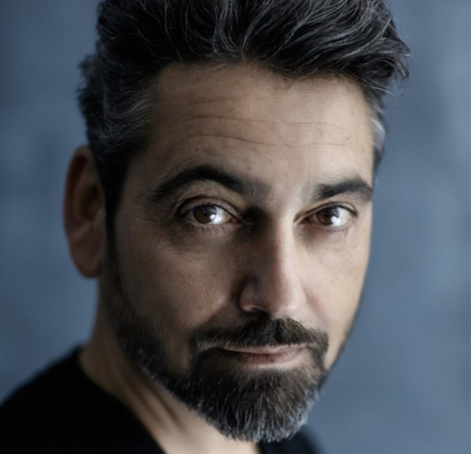 Le comédien Arnaud Giovaninetti est décédé — Candice Renoir