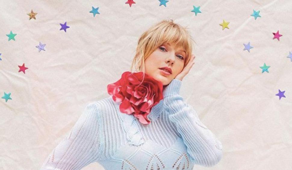 Taylor Swift annonce la sortie de son nouvel album