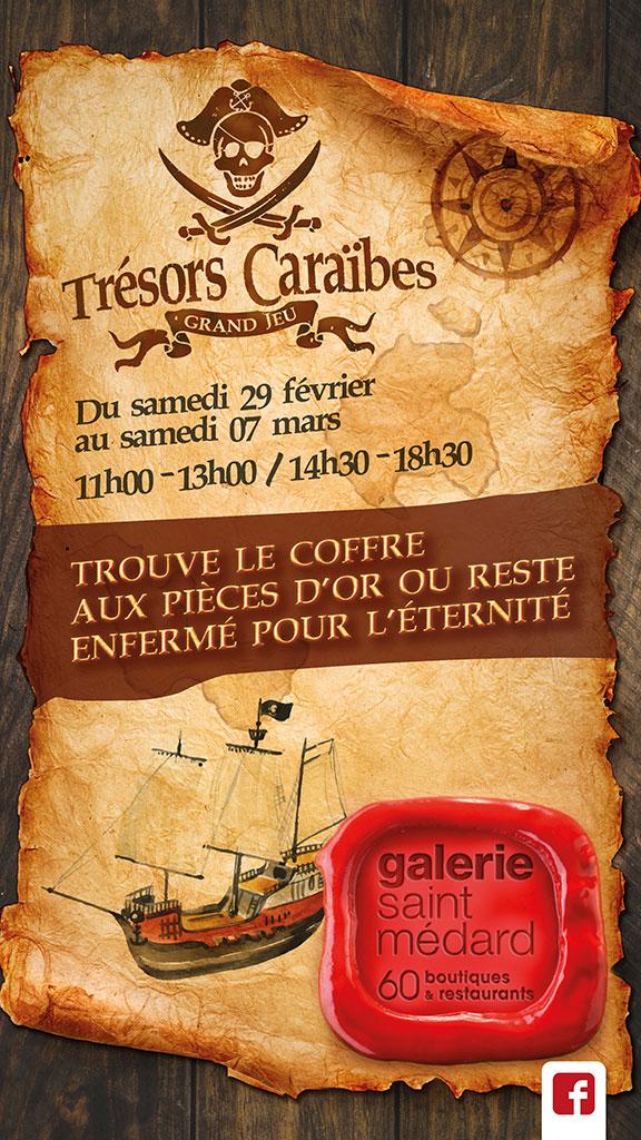 Saint-Médard-en-Jalles : un Escape Game